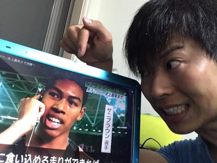 日本人の筋トレをしない習慣 ~サニブラウン・ハキーム選手の活躍を観て~