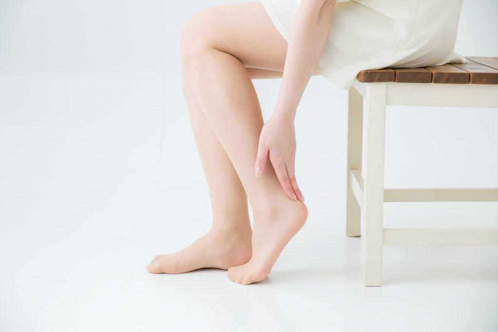 自宅で簡単に行える「ふくらはぎのむくみ・冷え」の予防と改善に効果的なストレッチ