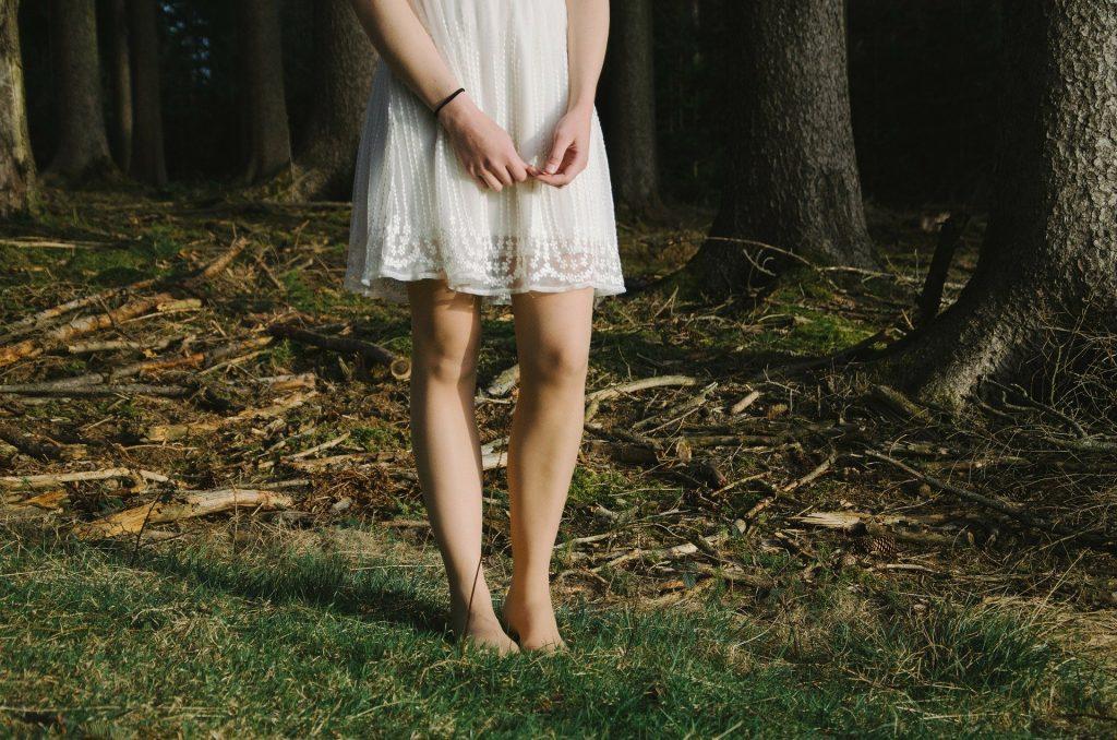 日本人女性に多い内旋型O脚とは?